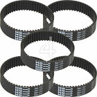 5 x Toothed Rubber Planer Driver Belt for Black & Decker 7696 Type 6 and 7