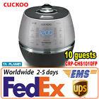 [10 Cups] New CUCKOO CRP-CHS1010FP Smart IH Pressure Rice Cooker English Voice