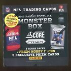 2013-PANIN FOOTBALL MONSTER PACK BOX W-(5)-SCORE+(2)-PRIZM