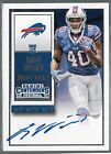 2015 Panini Contenders Football Rookie Ticket Autograph Variations Guide Update 96