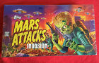 Topps MARS ATTACKS Invasion Sealed Hobby Box 24 Packs Sketch