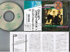 GENERATION X-BILLY IDOL The Best of JAPAN CD CP28-1034 w/OBI 1988 issue FreeS