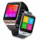 Indigi SWAP2 GSM Touch Screen Bluetooth Camera MP3 Wireless Smart Watch Phone