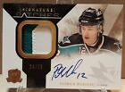 2010-11 The Cup Patrick Marleau Signature Patches 24 75 San Jose Sharks