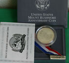 1991 Mount Rushmore Half Dollar US Mint Commemorative Proof Coin with Box