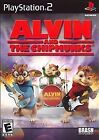 Alvin and the Chipmunks (Sony PlayStation 2, 2007) PS2 NEW