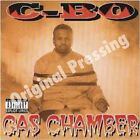Gas Chamber by C-Bo (2000, AWOL Records) O.O.P. Factory Sealed