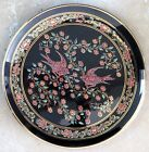 Vintage Anapale Decorative Plate Handmade In Greece 24K Gold  10