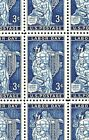 LABOR DAY 1956 1082 Full Mint MNH Sheet of 50 Postage Stamps