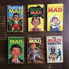 1970s MAD Paperback Books Lot of 6