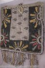 Art Deco French Beaded Purse 1920's Made in France
