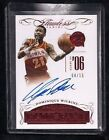 Dominique Wilkins Flawless HALL OF FAME On-Card Auto # 15! RUBY Class of '06! SP