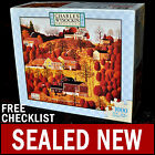 NEW Charles Wysocki - Autumn Morning - 1000 Piece Puzzle Americana Tobacco Mail