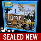 NEW Charles Wysocki - Roll Call With A Bang - 1000 Piece Puzzle Americana Police