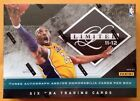 2011-12 Panini Leaf Limited HOBBY Box 3 Auto Memorabilia (Kobe Stephen Curry)?