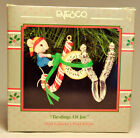 Enesco: Tie-dings Of Joy - 830488 - Treasure of Christmas Ornament