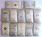 Itty Bitty Stamps By Unity Stamps 12 Different Stamps You Choose NEW