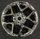 SET OF 4 2015 2017 18 BUICK LACROSSE SPORT TOURING  PVD CHROME WHEELS