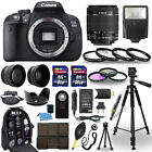 Canon EOS 700D Digital SLR Camera + 18 55mm STM Lens + 30 Piece Accessory Bundle