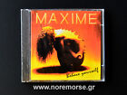MAXIME - BEHAVE YOURSELF, CD ORG SEALED GERMAN PRIVATE 1995 RARE OOP INDIE