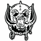Motorhead War Pig heavy metal Vynil Car Sticker Decal Select Size