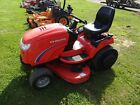 SIMPLICITY PRESTIGE GARDEN TRACTOR W 50 MOWER POWER STEER GOOD SHAPE 495 HR