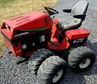 JACOBSEN STEINER 4300 COMMERCIAL ARTICULATED TRACTOR W 60 MOWER KOHLER 4X4