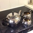 ANTIQUE ELECTRIC PLATED TEA SET
