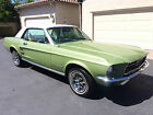 Ford Mustang Coupe 1967 ford mustang coupe factory power steering 289 v 8 center console loaded