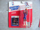 1988 Kenner Starting Lineup Isiah Thomas Figure with Card in Package