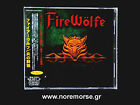 FIREWOLFE - FIREWOLFE +1, Japan CD +OBI 2011 US Metal Fifth Angel Riot NEW