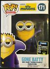 FUNKO Pop! Movies Minions Gone Batty Vinyl Figure 171 Summer Convention New