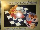 The Five In A Row Cookbook by Becky Jane Lambert  Free Same Day Ship