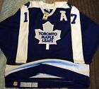 Authentic CCM Center Ice Toronto Maple Leafs Pro Jersey 48 Fight Strap BNWT