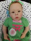 Adorable 22 Reborn Baby Small Toddler Girl Doll Laura Tuzio Ross Baby Laura