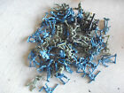 Large Lot of Vintage 1960s Plastic Toy Soldiers LOOK