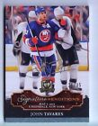 2013-14 The Cup John Tavares Signature Renditions On Card Auto (25 35)