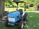 Ford 1620 Tractor 3 Cylinder Diesel 27HP 60 Belly Mower 4X4