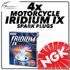 4x NGK Iridium IX Spark Plugs for SUZUKI 1000cc GSX-R1000 K6 Phantom 06-