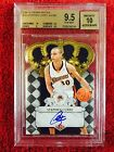 2009-10 STEPHEN CURRY Crown Royale Rookie RC # 399 BGS 9.5 auto10(10,9.5,9.5,9)