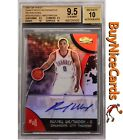 07-08 Russell Westbrook Topps Finest Refractor RC Rookie Auto BGS 9.5 10 .5 away