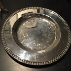 Antique William (W. M.)Rogers SILVER PLATE Serving PLATTER