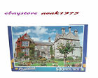 500 Pieces Puzzlebug Puzzles House And Gardens,Killarney,Ireland Jigsaw Puzzle.