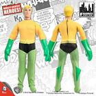 SUPER POWERS SERIES 1 AQUAMAN 8 INCH FIGURE POLYBAG MEGO FIST FIGHTER