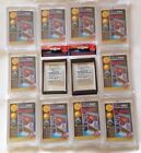 (10) Ultra Pro (Topps) Mini Card Insert & (10) 130 pt One-Touch Holder No PVC