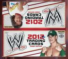 2012 Topps WWE Wrestling Hobby box Factory sealed Autos Relics