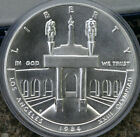 1984 P Olympic BU Silver Dollar Commemorative US Mint Coin ONLY
