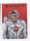 2016 Cryptozoic DC Comics Justice League Trading Cards 22