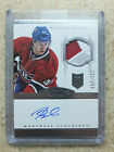 2013-14 Panini Dominion Hockey Rookie Patch Autograph Guide 71