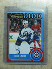 14-15 OPC O-PEE-CHEE Marquee Rookie RC Red Border SSP #U17 ADAM LOWRY